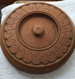 SOLD MOST ITEMS ARE ! OFS Vintage Mid Century Hand Carved Wooden