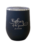 Engraved Stemless Tumblers - I Do Collection (B4)