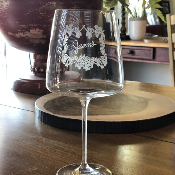 Schott Zwiesel Sensa Burgundy Glass for Velvety & Sumptuous Wines