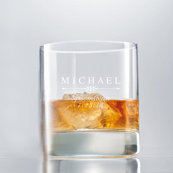 Schott Zwiesel Paris on the Rocks Whiskey Glass