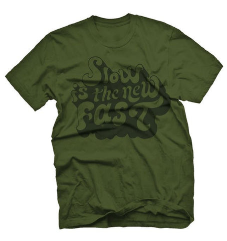 Slow is the New Fast T Shirt - Large - M*A*S*H