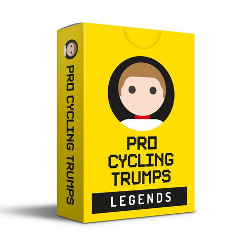 Pro Cycling Trumps - Legends Edition - BACK IN STOCK