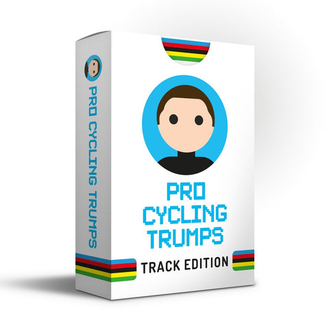 Pro Cycling Trumps - Track Edition