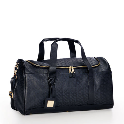 Saffiano Leather Duffle