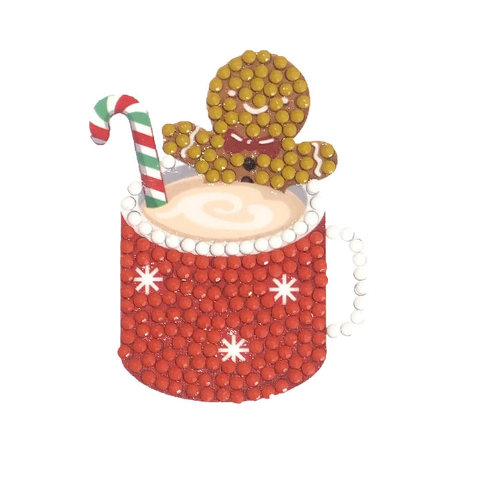 Santa's Friends Craft & Deco Kit Pack!
