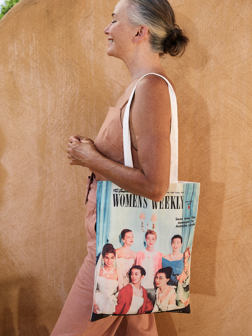 The Australian Women's Weekly Retro Tote Bag Set