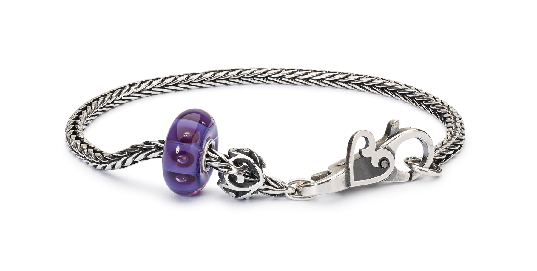 From The Heart Bracelet – Trollbeads Limited Edition Release