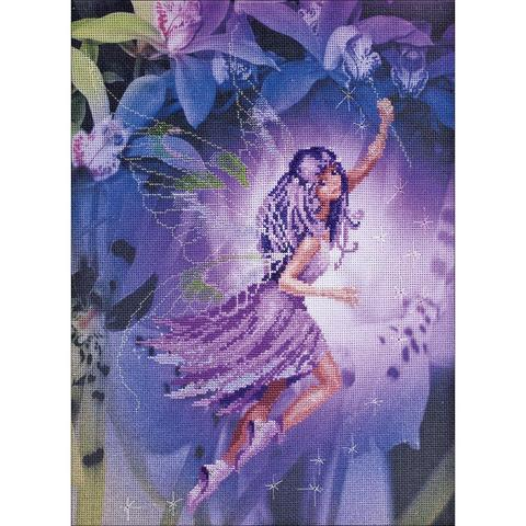 RIOLIS Stamped Cross Stitch Kit - Fairy
