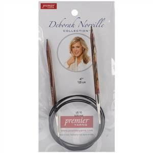 Deborah Norville Fixed Circular Needles - 10/6.0Mm