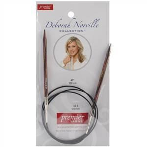 Deborah Norville Fixed Circular Needles - 8/5.0Mm