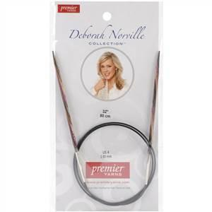 Deborah Norville Fixed Circular Needles - 4/3.5Mm