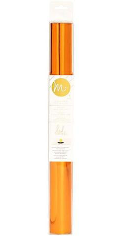 Heidi Swapp - Minc Reactive Foil - Orange 10' Roll