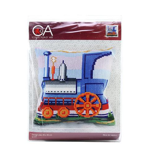 Cushion Kit Canvas - Steam Dream