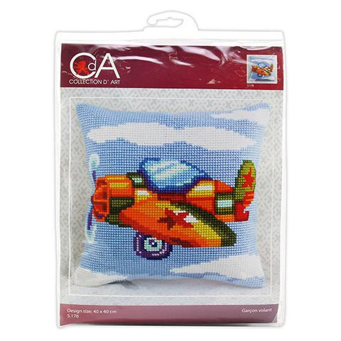 Cushion Kit Canvas - Fly Boy