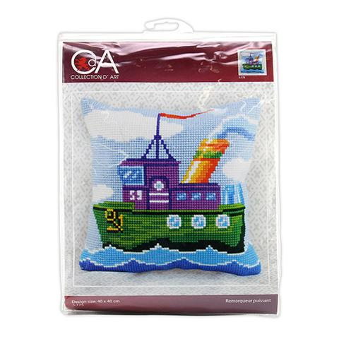 Cushion Kit Canvas - Mighty Tug
