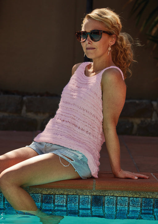 Singlet Knitting Top