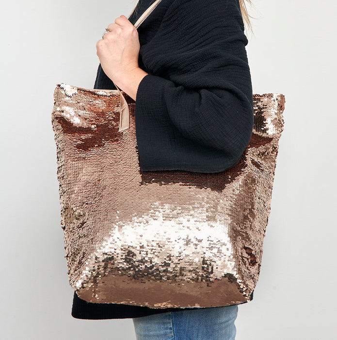 Better Tote Sequin Bag