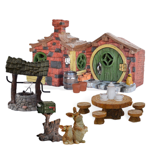 Willow Woods Fairy Garden Kit