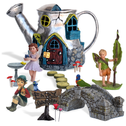 Maple Grove Fairy Garden Kit