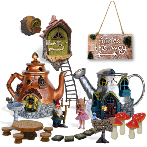 Fairy Garden Makeover Bundle