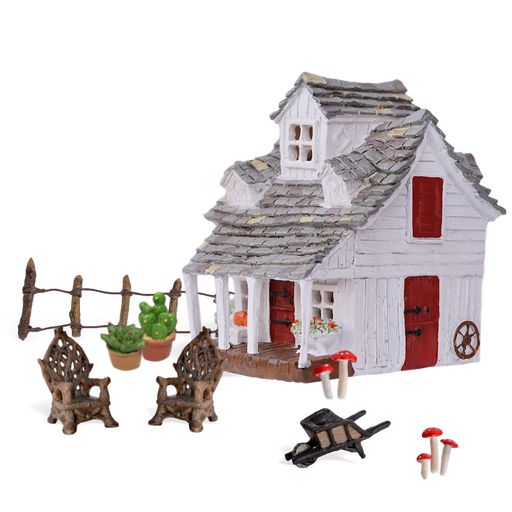 Primrose Cottage Fairy Garden Kit