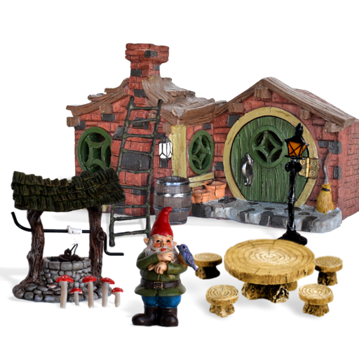 Shermans' Place Gnome Garden Kit