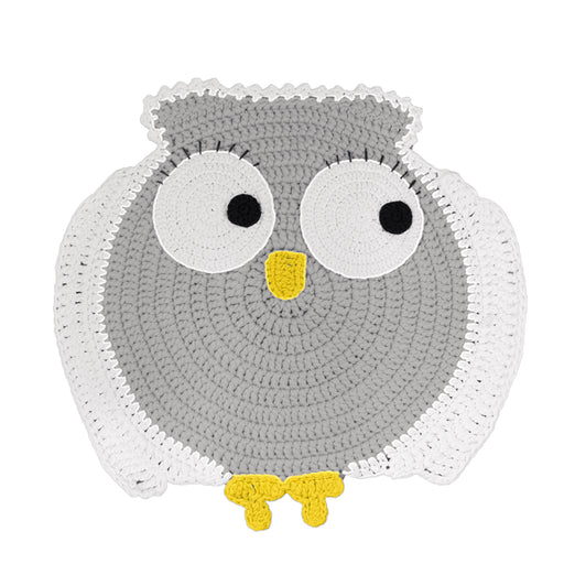 DIY Owl Crochet Rug Kit