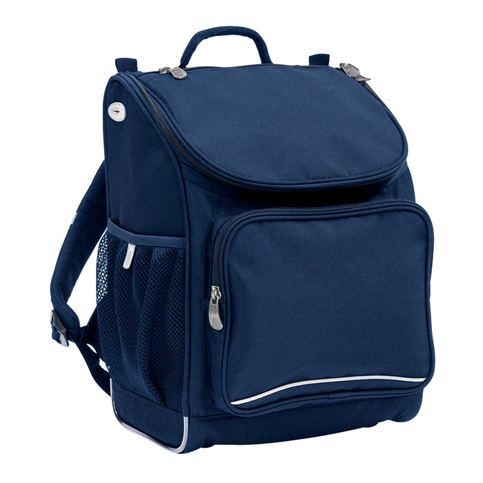 Mighty Tuff Navy School Backpack
