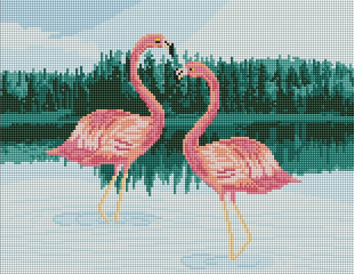Sparkle Kits - Tropical Flamingos