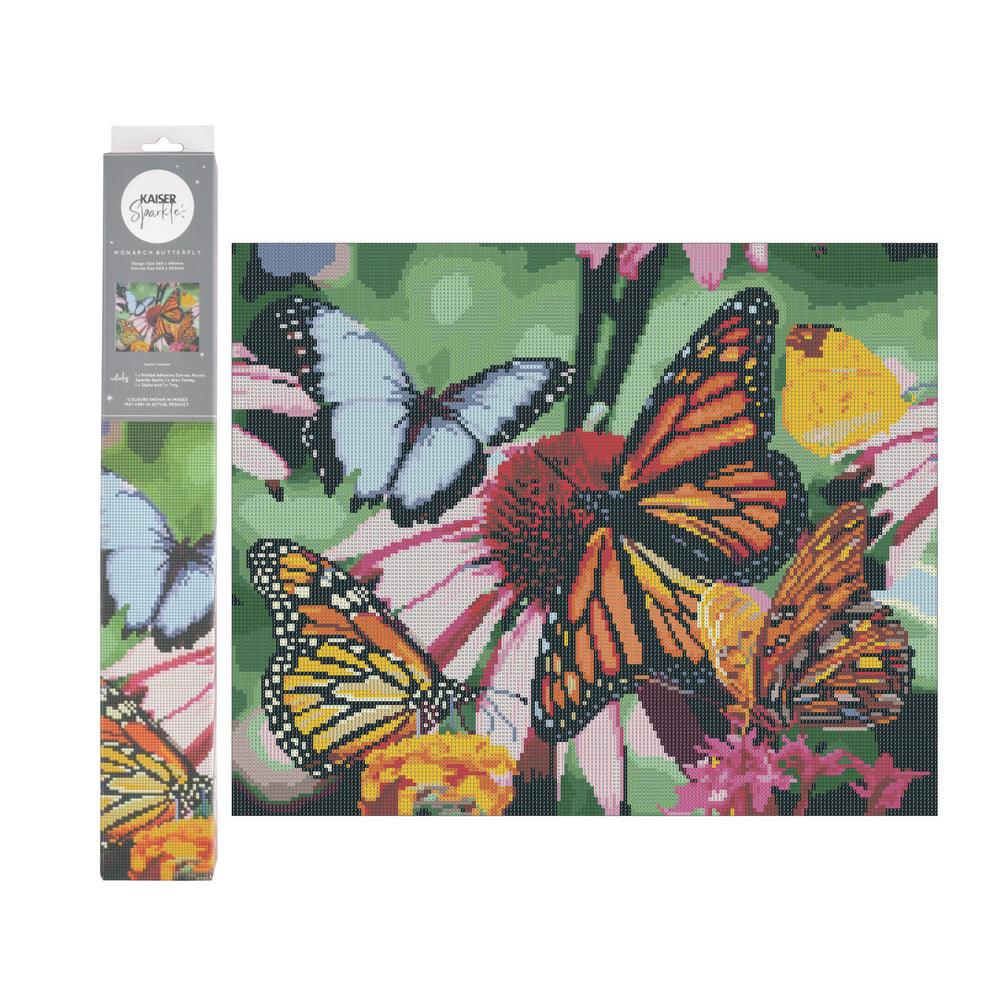 Sparkle Kits - Monarch Butterfly