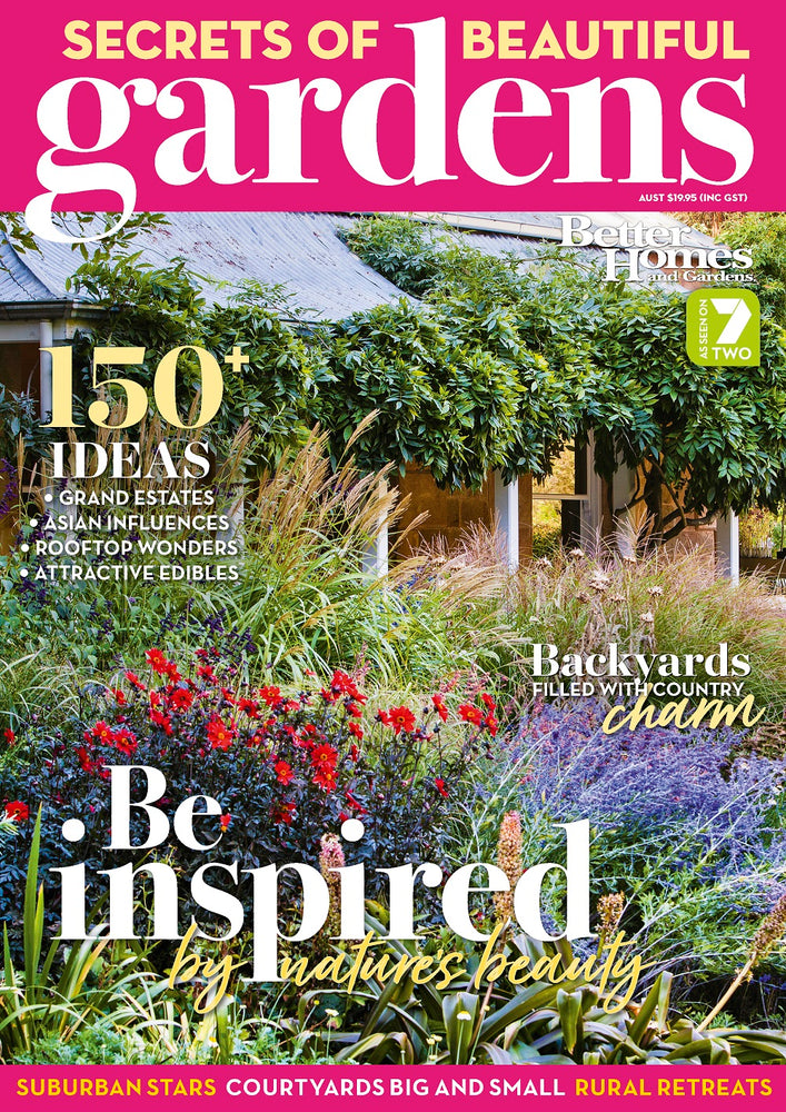 The Secrets of Beautiful Gardens