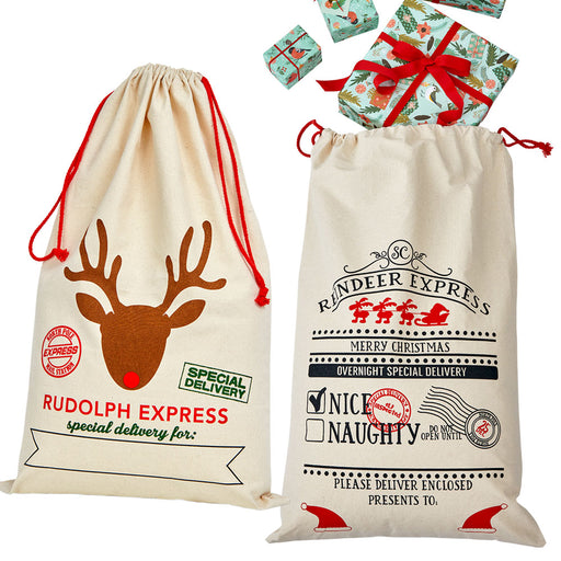 Santa Sack BUNDLE - 2 pack!