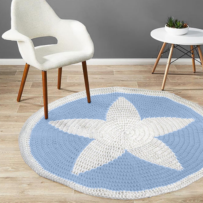 DIY Star Crochet Rug Kit