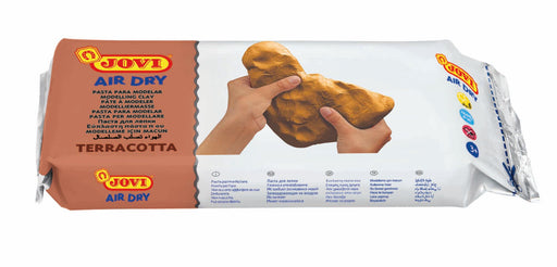 Jovi Air Dry Clay Terracotta 500gsm