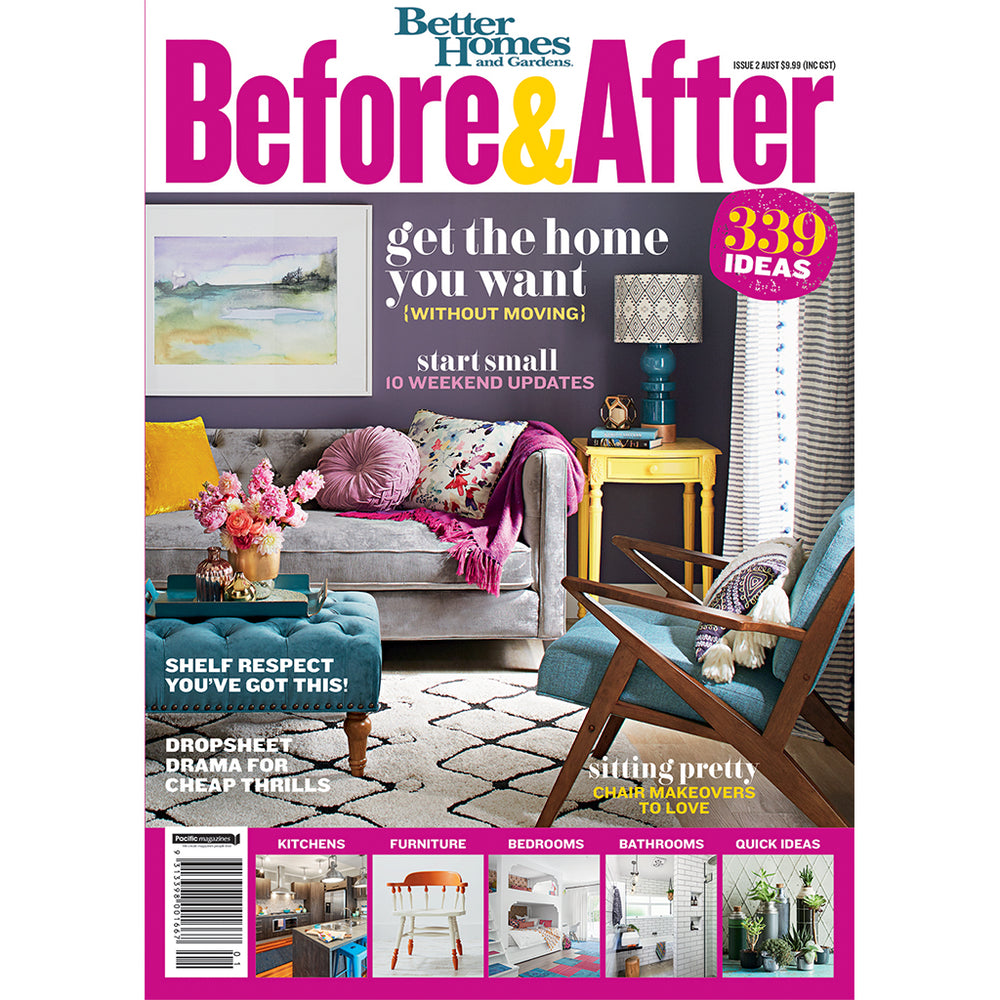 Better Homes and Gardens - Before & After