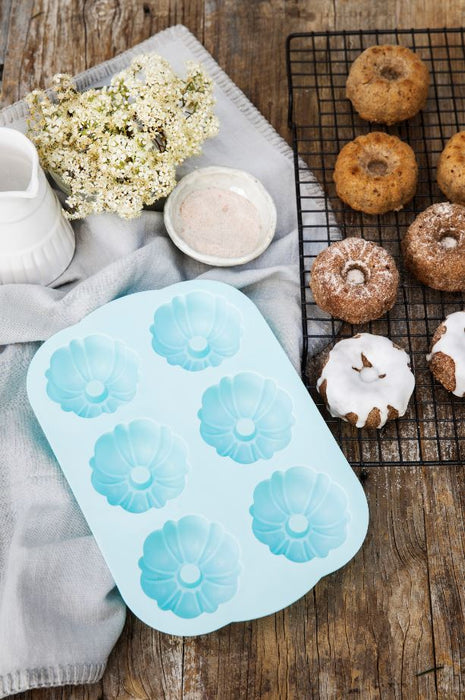 Mini Bundt Pans - 2 pack!