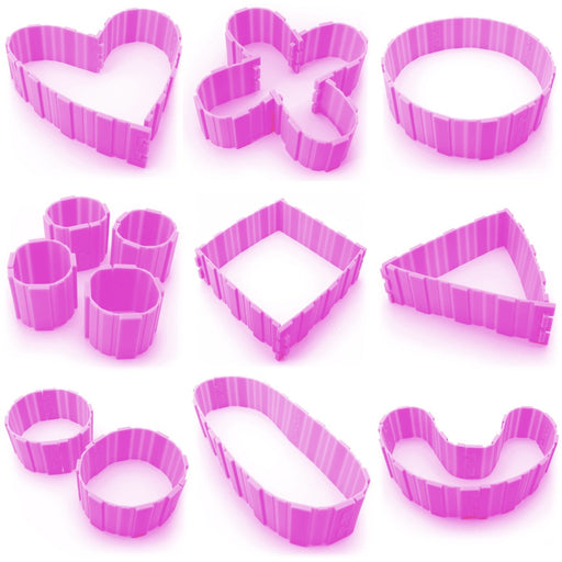 Silicone Snake Baking Mould Kit