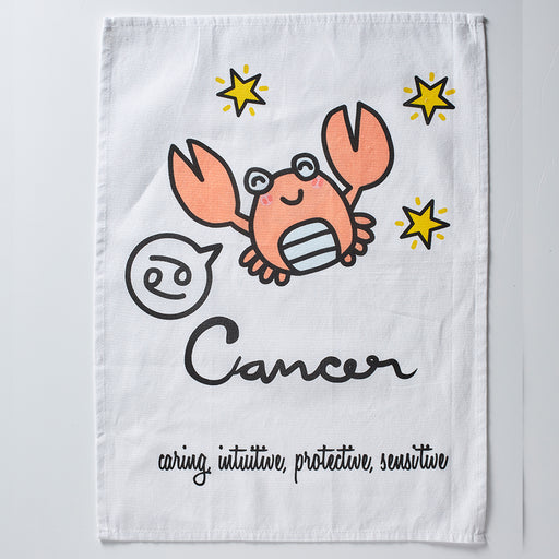 Cancer Tea Towel