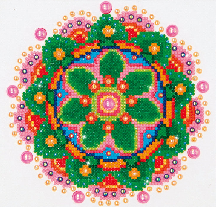 Diamond Dotz Flower Mandala