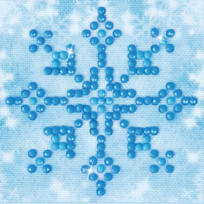 Diamond Dotz Snowflake Sparkle