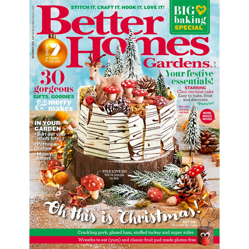 Better Homes and Gardens - December 2018