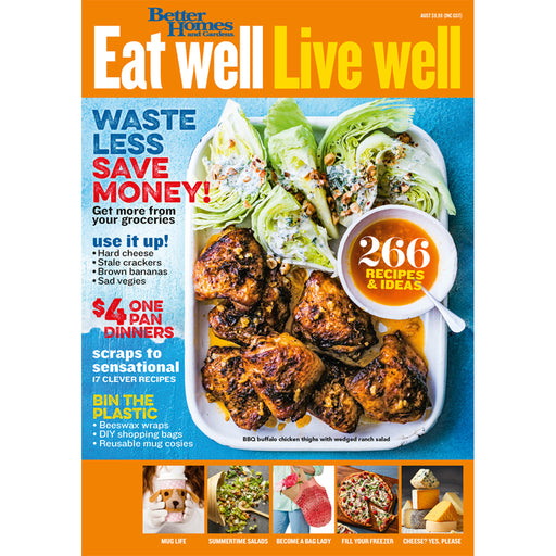 Better Homes and Gardens - Eat Well Live Well