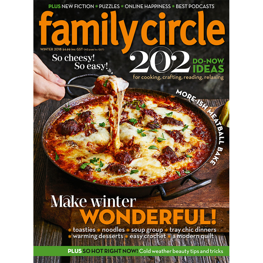 Family Circle - Winter 2018
