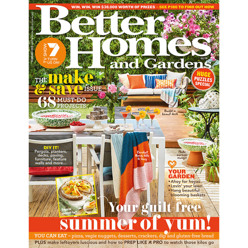 Better Homes and Gardens - February 2019