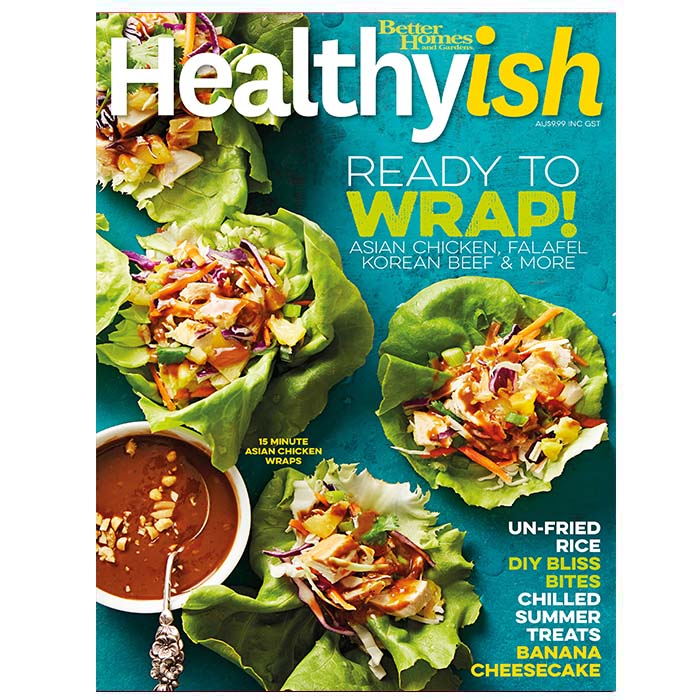 Better Homes and Gardens - Healthyish