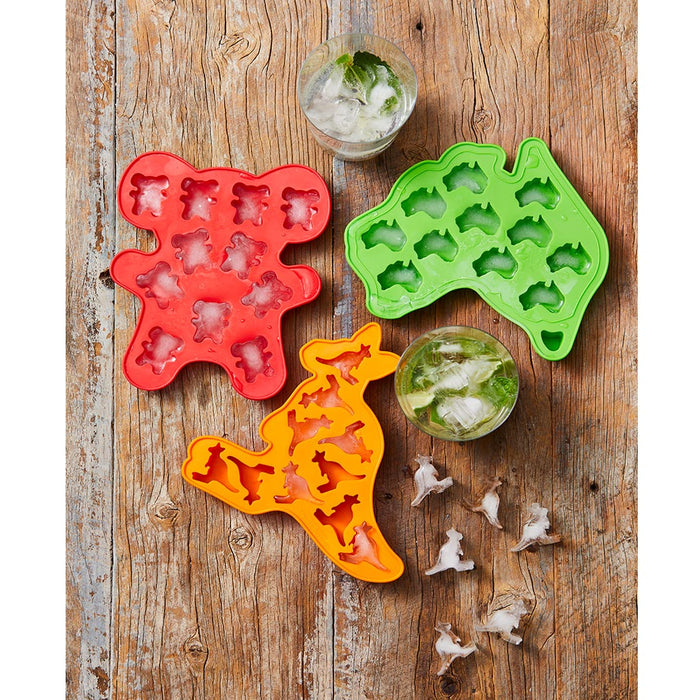 Aussie Ice Trays - set of 3!