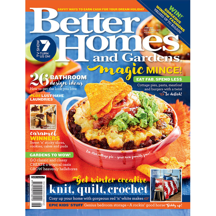 Better Homes and Gardens - June 2018