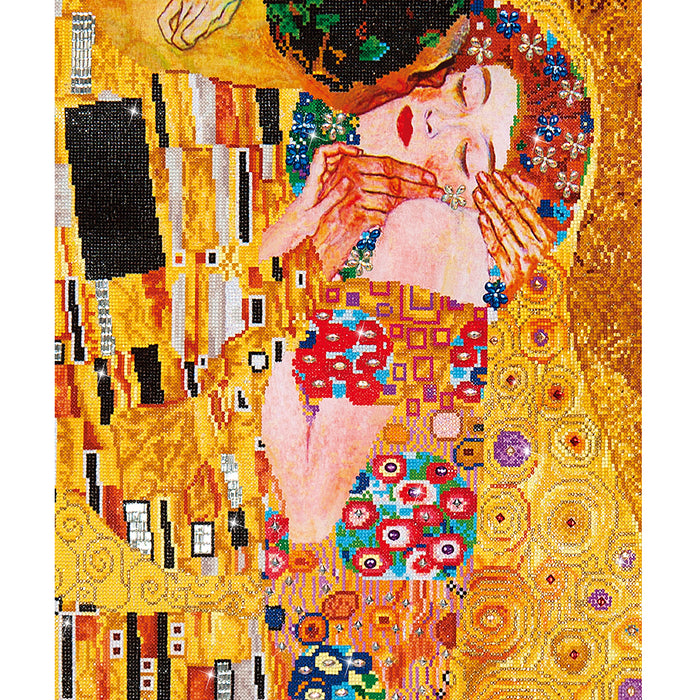 Diamond Dotz The Kiss (Klimt)