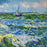 Diamond Dotz Seascape At Saint Maries Van Gogh