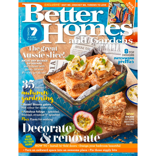 Better Homes and Gardens- May 2019